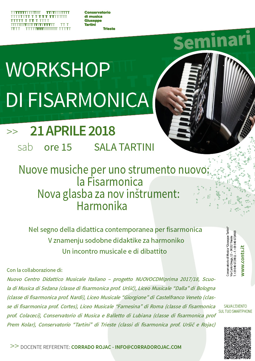 WORKSHOP DI FISARMONICA