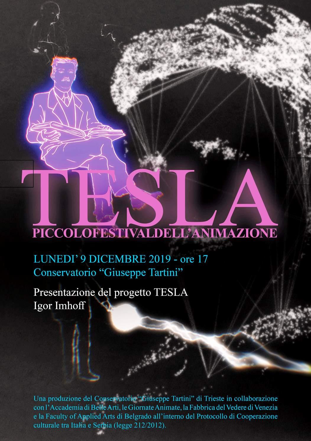 Tesla: Piccolo Festival dell'Animazione